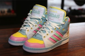 "Jeremy Scott x adidas Originals JS License Plate ""South Beach"""