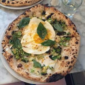Pizza al Uovo – Motorino East Village